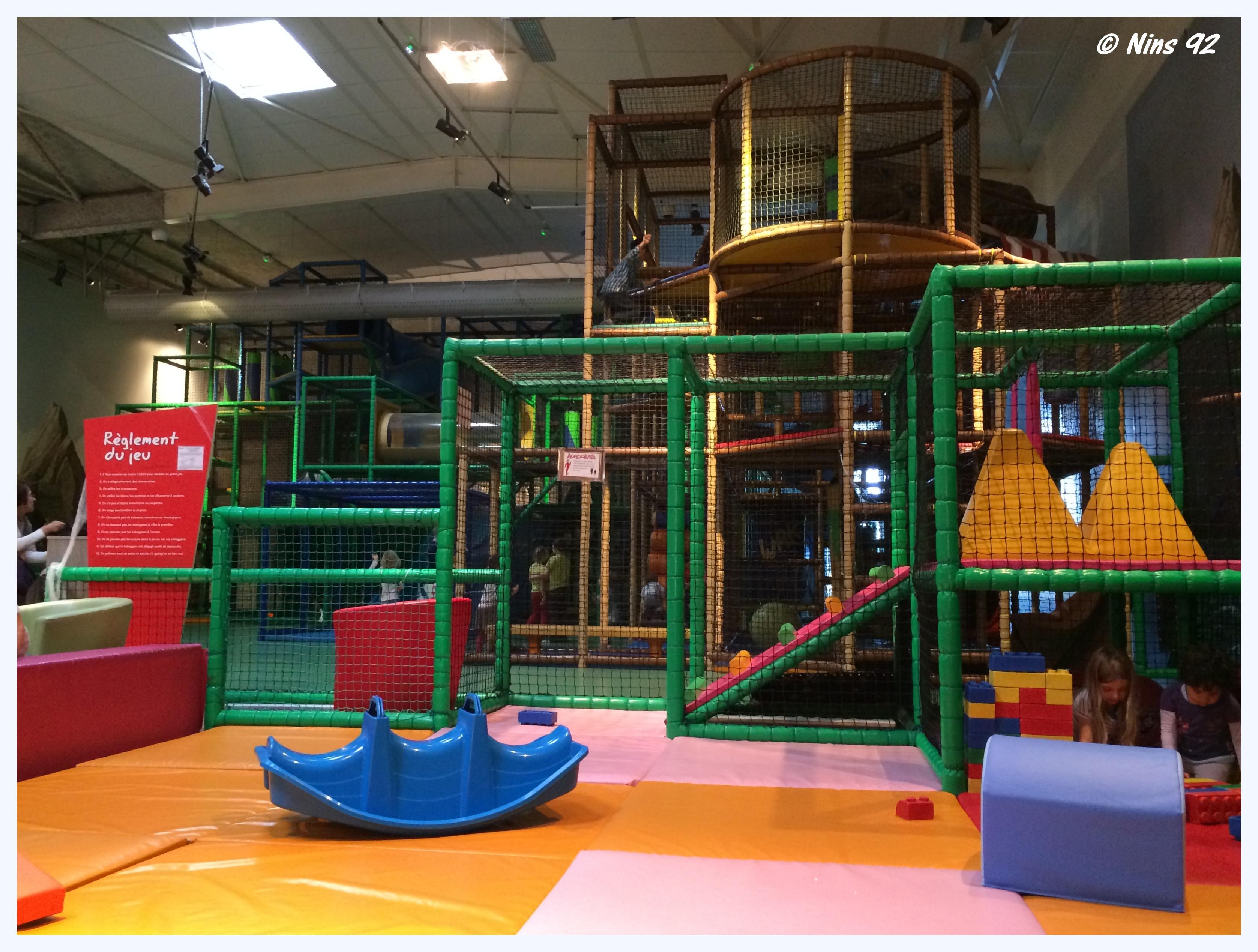 Divertissements loisirs sorties page 3 for Parc interieur pour enfant