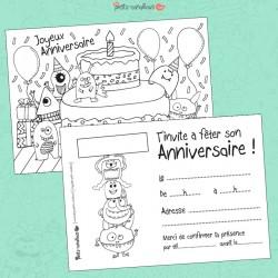 carte-anniversaire-a-colorier-monstres