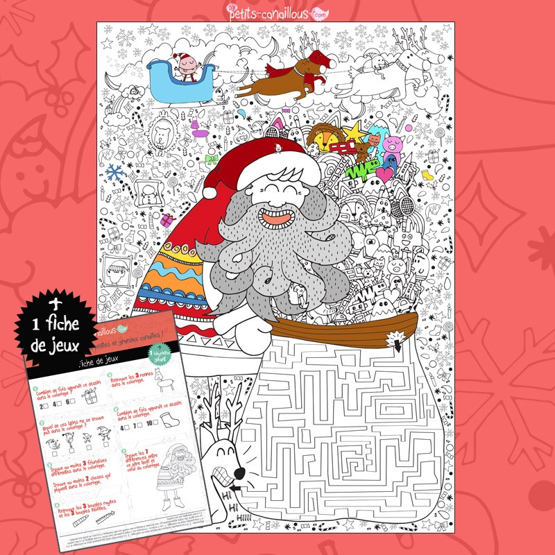 Coloriage Geant